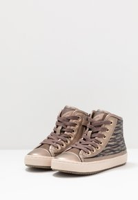 Geox - KALISPERA GIRL - High-top trainers - lead