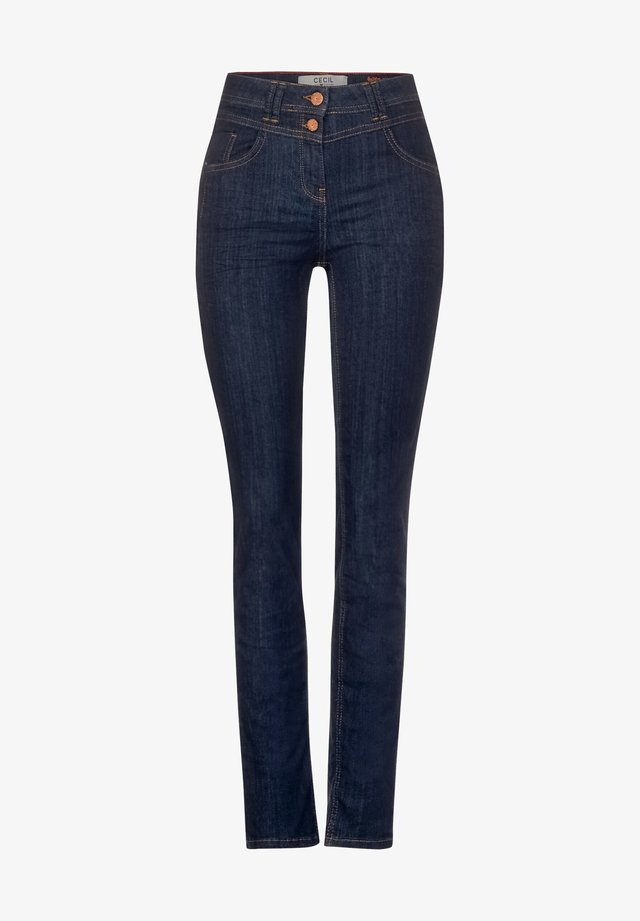 TORONTO - Slim fit jeans - blau