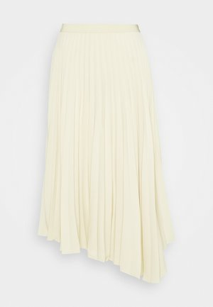 MIDI SKIRTS - Jupe trapèze - beige dusty light