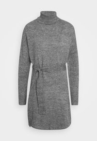 Even&Odd - Abito in maglia - mid grey melange - 4