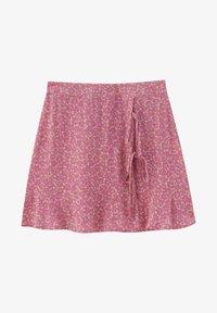 PULL&BEAR - Áčková sukně - rose - 6