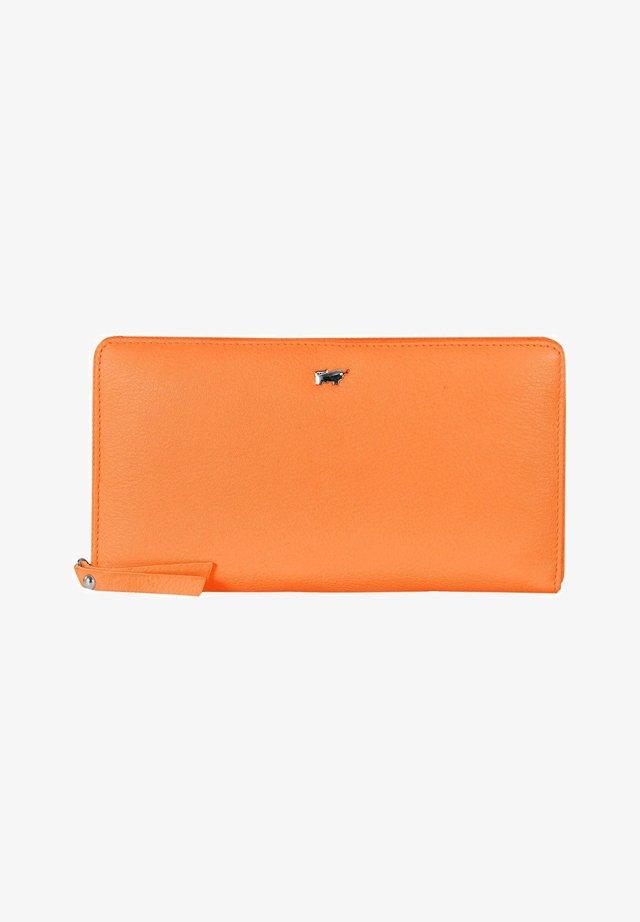 MIAMI - Wallet - tangerine
