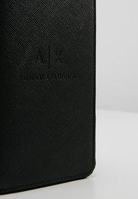 Armani Exchange - Wallet - black - 2