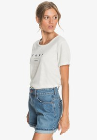 Roxy - OCEANHOLIC  - Print T-shirt - snow white - 3