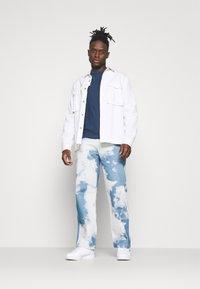 Jaded London - CLOUD SKATE - Jeans baggy - blue - 1