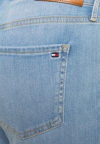 Tommy Hilfiger - FLEX HARLEM - Skinny džíny - light-blue denim - 2