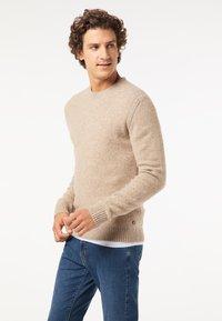 Pierre Cardin - Jumper - beige - 5