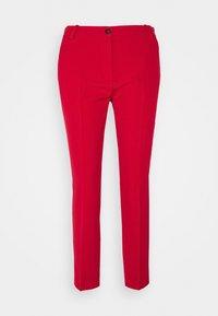 Pinko - BELLO PANTALONE TECNICO - Trousers - red - 0