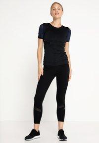 adidas Performance - HOW WE DO - Leggings - black - 1