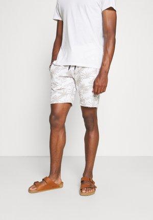 ANTONIO - Tracksuit bottoms - white