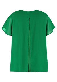 Samoon - Blouse - leaves green - 4