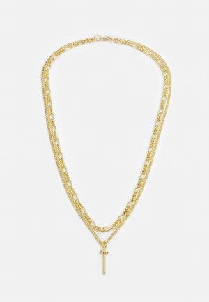 UNISEX - Collar - gold-coloured