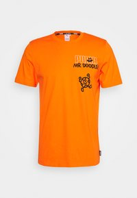 Puma - Print T-shirt - dragon fire - 0