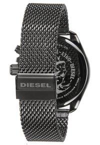 Diesel - MS9 CHRONO - Kronografklockor - gunmetal - 1