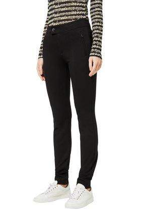 LINEA - Trousers - schwarz