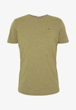ESSENTIAL JASPE TEE - Basic T-shirt - uniform olive