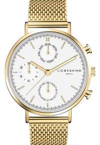 Liebeskind Berlin - Chronograph watch - gold-coloured - 0