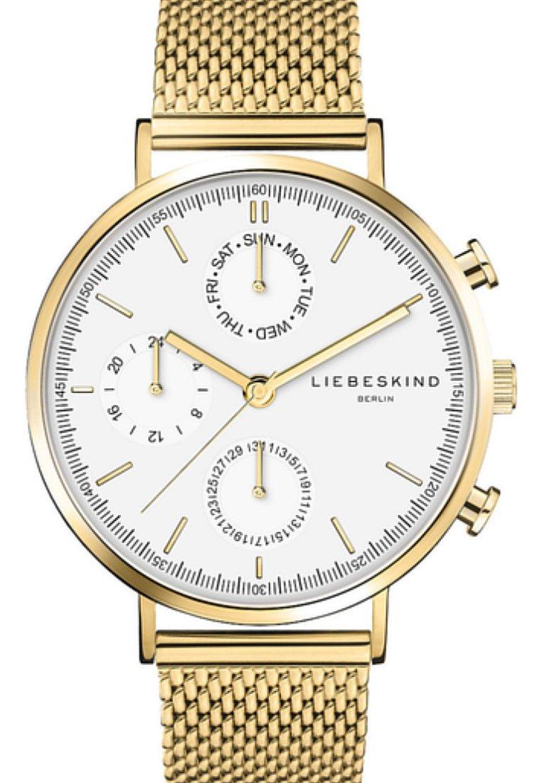 Liebeskind Berlin - Chronograph watch - gold-coloured