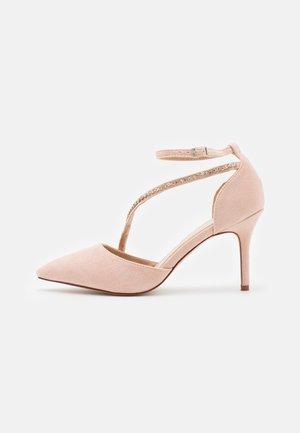ABNEL - Classic heels - nude