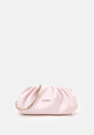 HANDBAG CENTRAL CITY - Clutch - blush