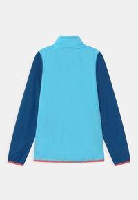 Icepeak - KERSEY UNISEX - Fleece jacket - aqua - 1