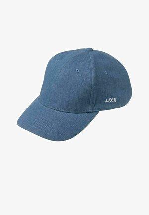 JXBASIC SMALL LOGO BASEBALL - Pet - medium blue denim