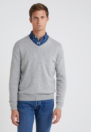 SOLID EVERYDAY CASH - Maglione - grey