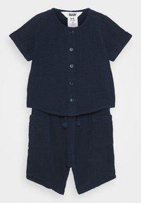Cotton On - BUNDLE MIKE SHIRT JORDAN SET - Shorts - navy - 0