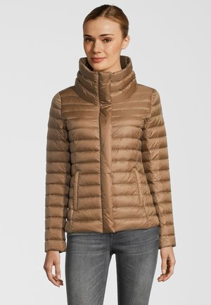 PAULINE - Down jacket - camel