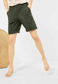 Cecil - Shorts - utility olive - 1