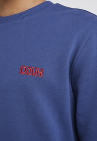HUGO - DRICK - Sweatshirts - medium blue - 5