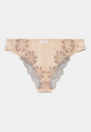 FLOWER EXPLOSION BRIEF - Trusser - nude