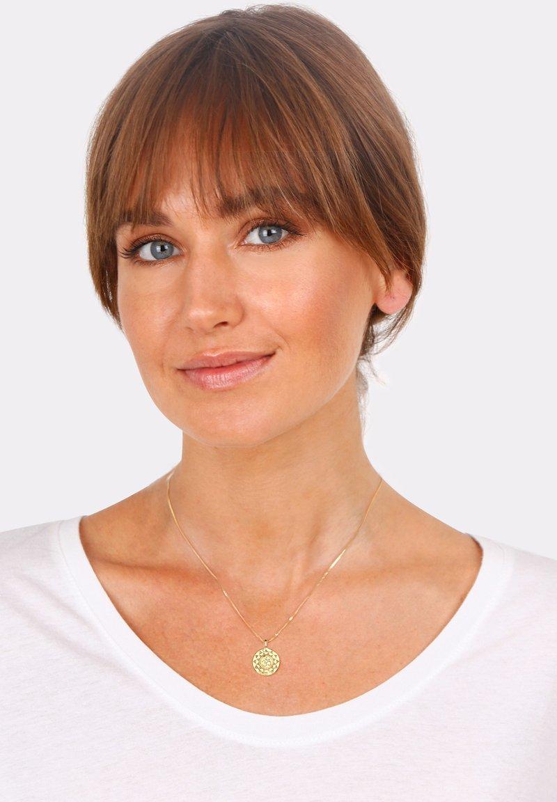 Elli - TALISMAN - Collar - gold-coloured