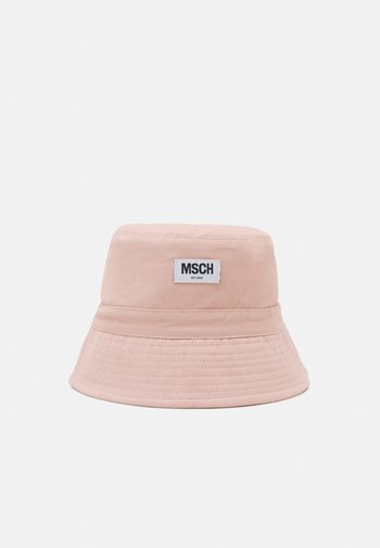 BALOU BUCKET HAT - Hat - dusty rose