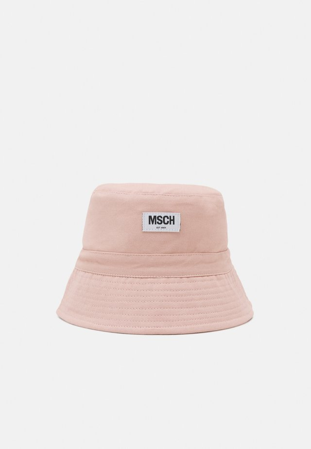 BALOU BUCKET HAT - Hut - dusty rose