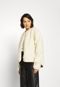 Samsøe Samsøe - GERDA JACKET - Winter jacket - warm white - 0