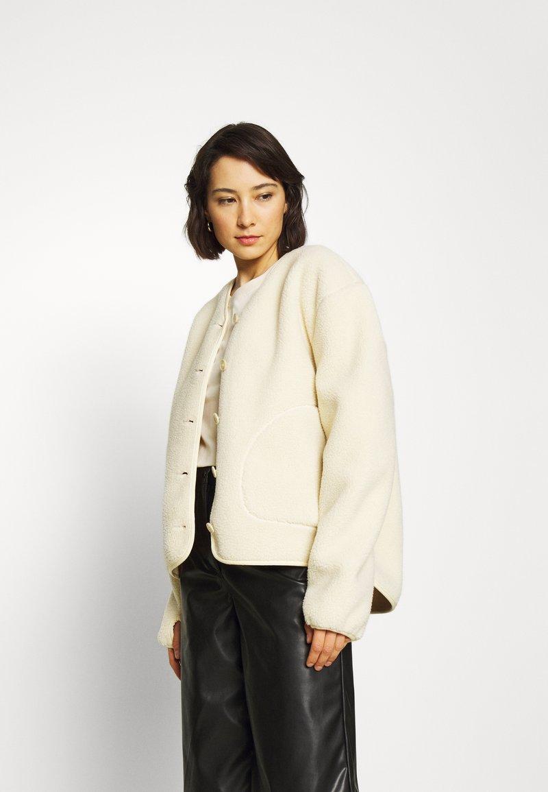 Samsøe Samsøe - GERDA JACKET - Winter jacket - warm white