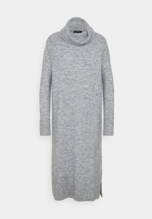WEFI - Jumper dress - hazy fog melange