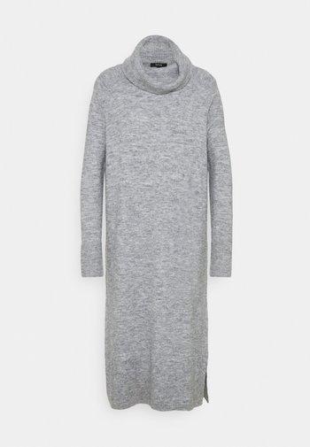 WEFI - Jumper dress - hazy fog melange