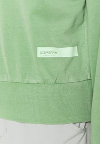 Icepeak - ELSINORE - Sweatshirt - antique green - 4