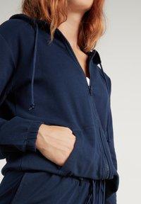 Tezenis - Zip-up sweatshirt - blu assoluto - 3