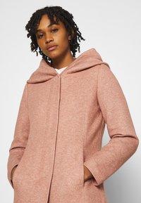 Vero Moda - VMVERODONA - Classic coat - mocha mousse melange - 3