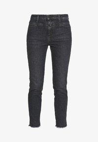 SKINNY PUSHER - Skinny džíny - dark grey