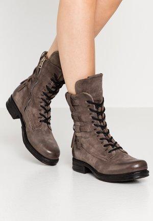 Kovbojské/motorkářské boty - fango