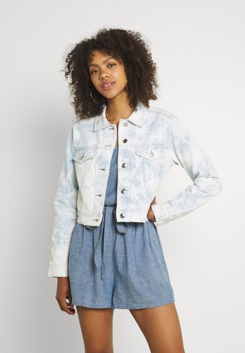 SHRUNKEN CLASSIC DENIM - Denim jacket - multi