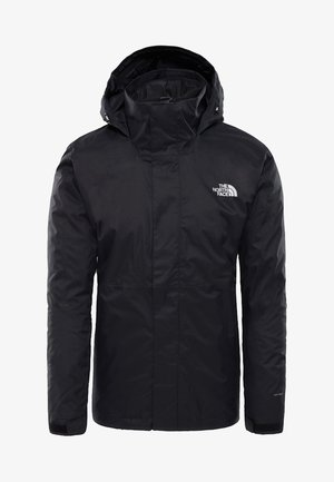 2 IN 1 M KABRU TRICLIMATE - Outdoor jakke - black