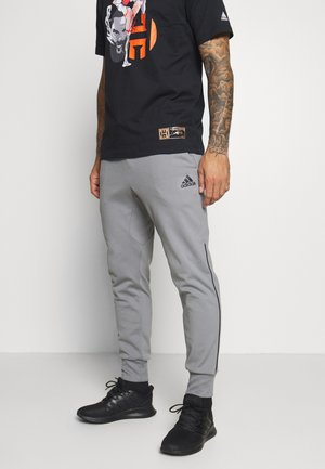 SPORT BASKETBALL TRACKSUIT BOTTOMS - Pantaloni sportivi - grey heather