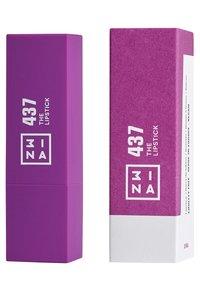 3ina - THE LIPSTICK - Lipstick - 437 rich purple - 1