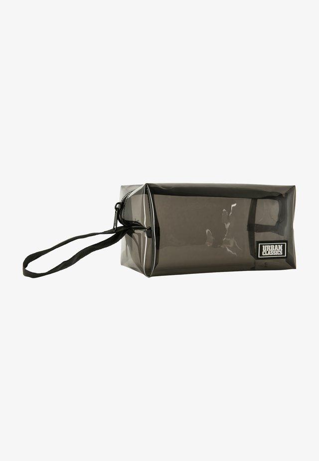 Kosmetická taška - transparentblack