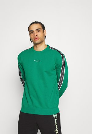 TAPE CREWNECK - Collegepaita - green